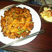 Na Tasukon's kimchi pancake
