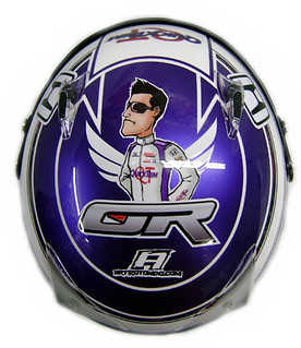 Graham Rahal Custom Cartoon | by IndyCar Series