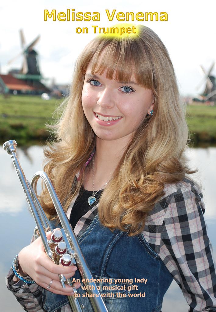 melissa venema  trumpet   04 feb 2010
