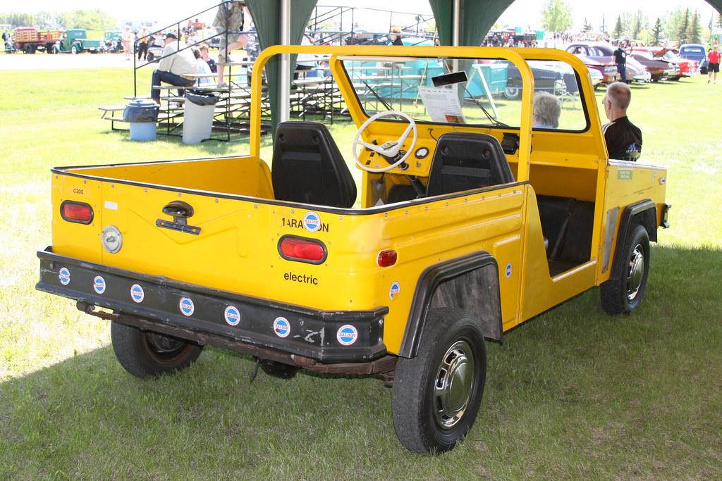 Ford Electric Car >> 1978 Marathon C300   1978 Marathon C300 electric car with ...