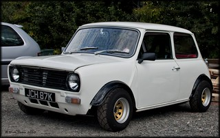 Austin Mini Clubman | by Nick Shaw