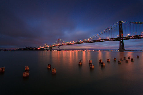 Bay Bridge | by AnthonyMikeLee