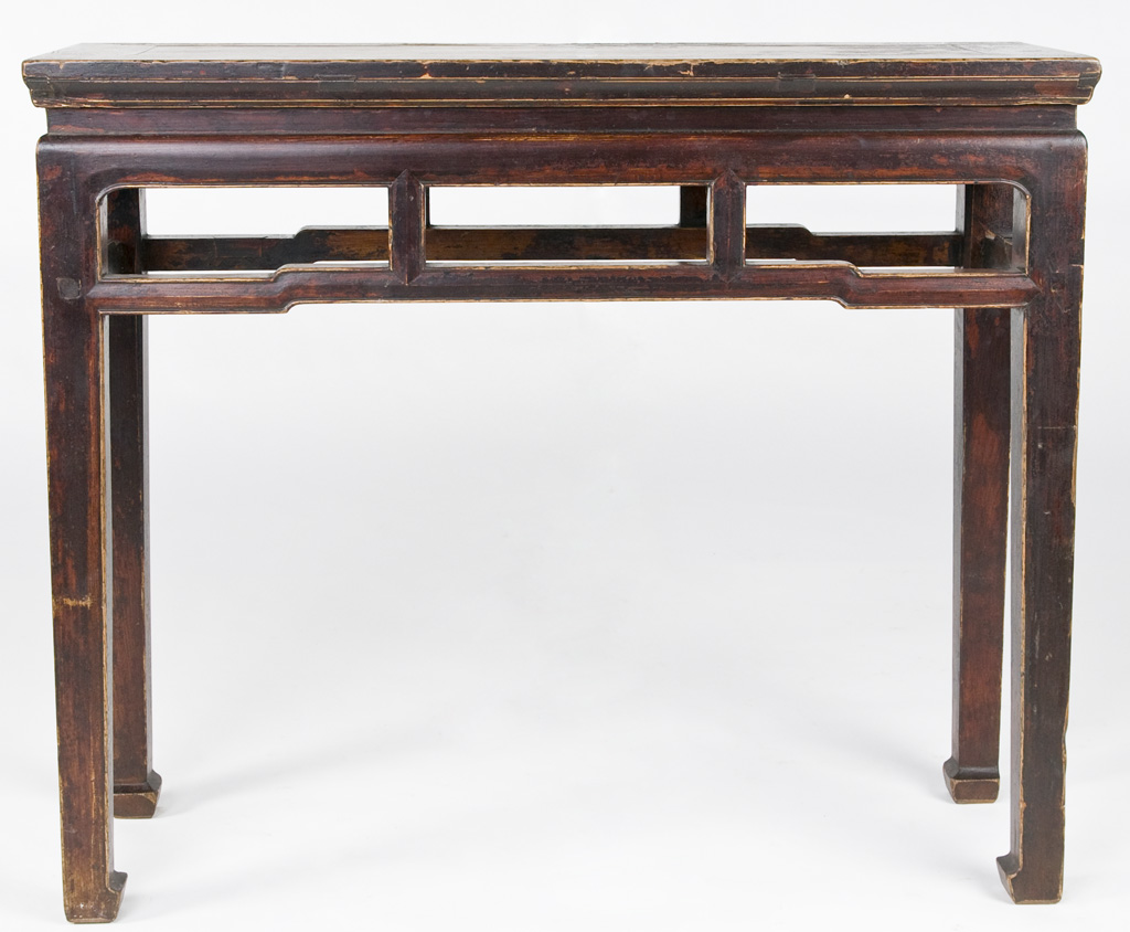 Cn1025y Asian Antique Console Table Chinese Antique