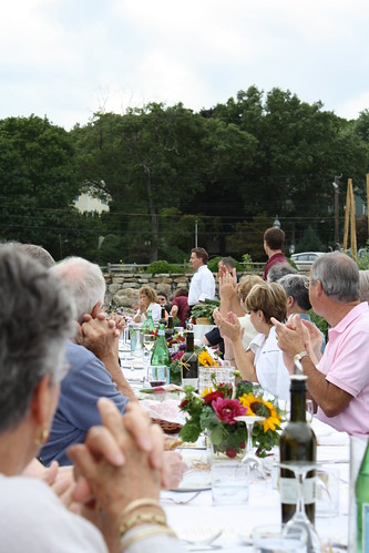 Wilson's Farm to Fork Dinner - Chef Todd Speaks | by paghababian