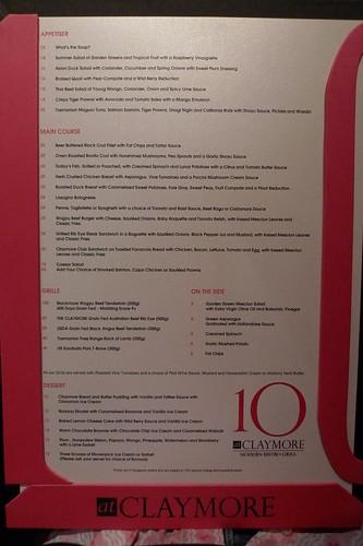 Citibank Gourmet Pleasures @ 10 Claymore of Pan Pacific Hotel