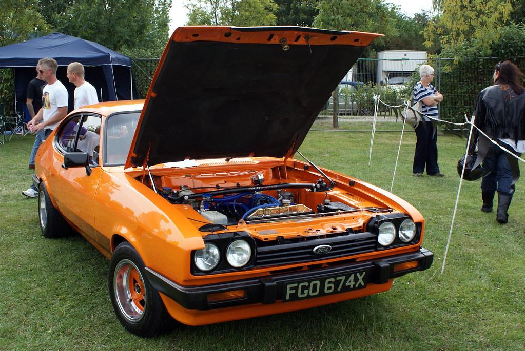 Battlesbridge Car Show