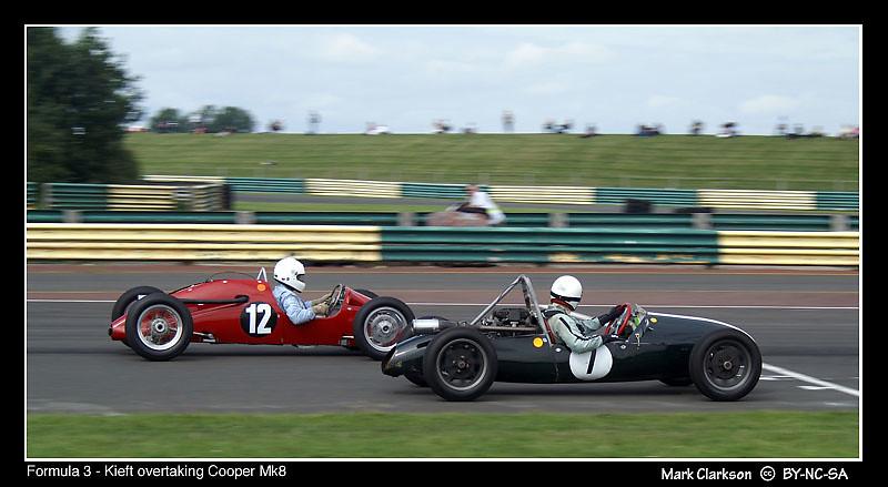 500cc formula 3   kieft overtaking cooper mk8 they might b