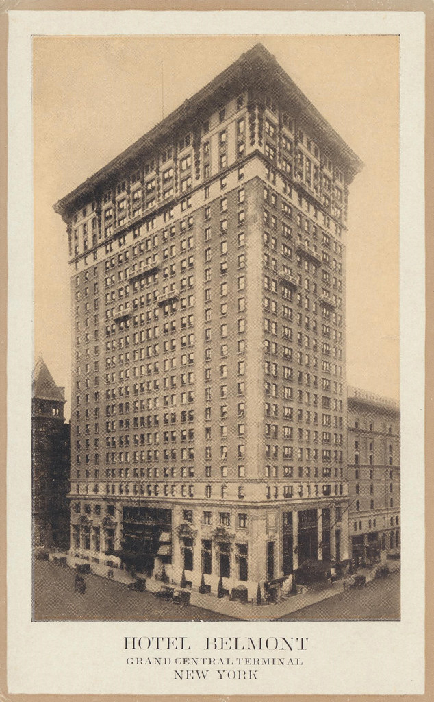 Hotel Belmont - New York, New York