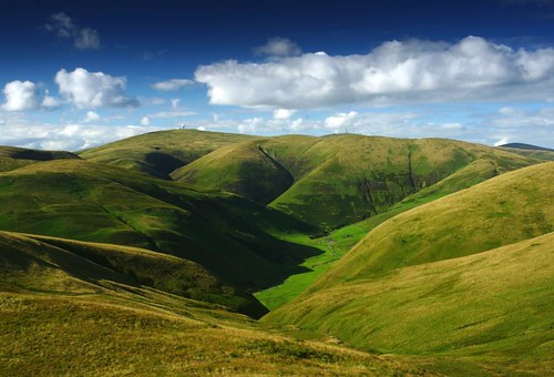 The Southern uplands | by Kenny Muir