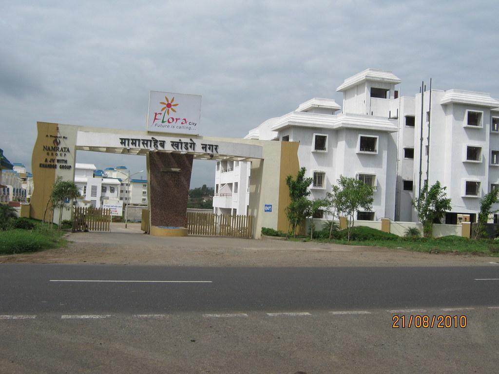 Flora City Opp Crpf Old Mumbai Pune