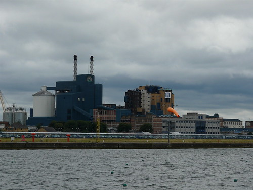 Tate and Lyle Factory from UeL Campus | by Loz Flowers