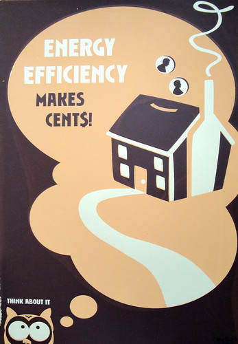 CERTs Poster: Energy Efficiency Makes Cents! | by CERTs
