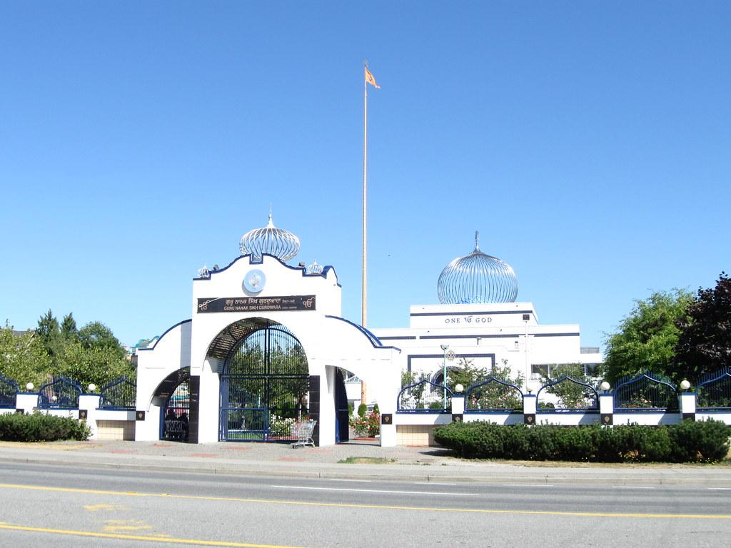 Guru Nanak Sikh Gurdwara Delta-Surrey | This is the ...