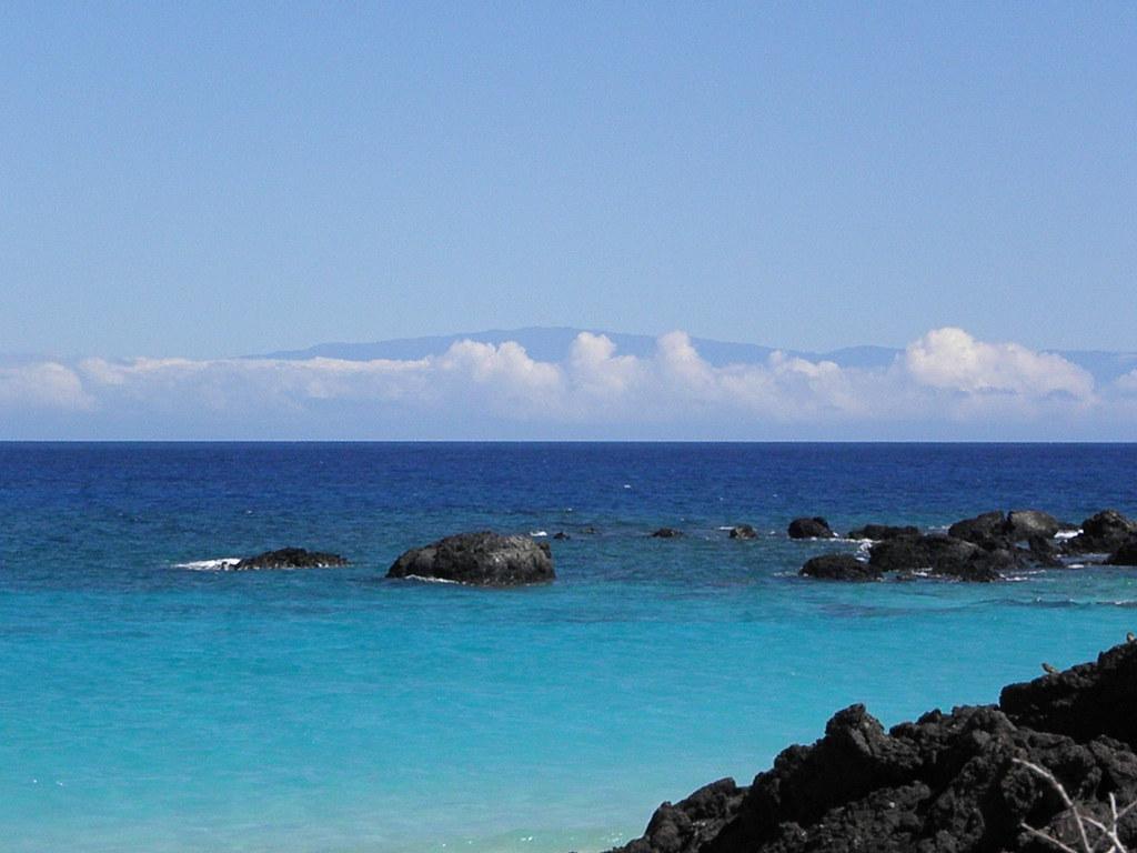 The Island Of Maui Hawaii