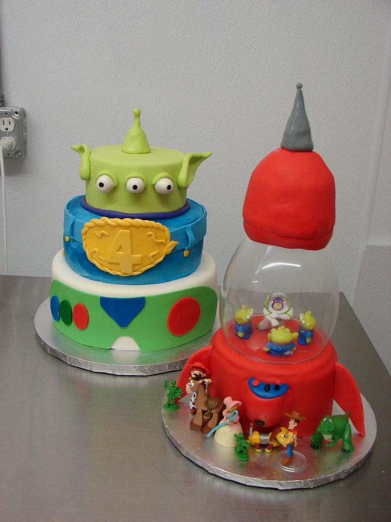 claw machine cake