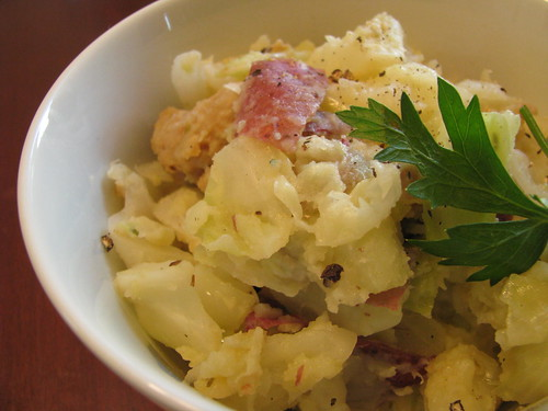 Vegan Colcannon | by Mercury Jane