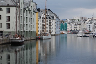 °⚓°⚓°Reflection of Ålesund°⚓°⚓° | by Ranveig Marie Photography