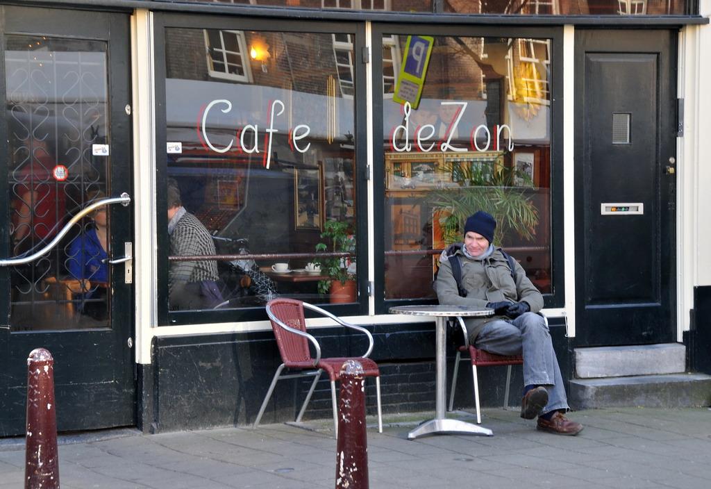 New Amsterdam Cafe Menu
