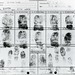 Charles Arthur 'Pretty Boy' Floyd fingerprints wanted poster-  criminal history record or 'rap sheet' _img453