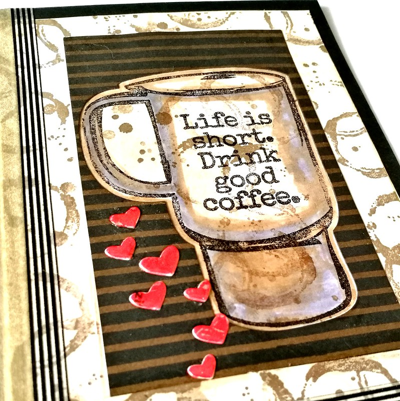 Life is short, drink good coffee