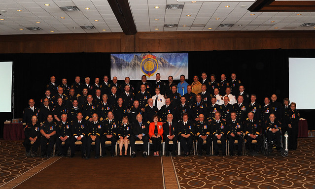 Fire Services Exemplary Service Medals - June 10, 2017