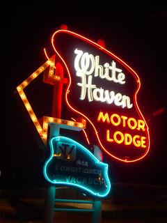 Goodbye White Haven Motor Lodge | by moderns_r_us