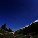 Fairy Meadows and Raikhot under starry skies