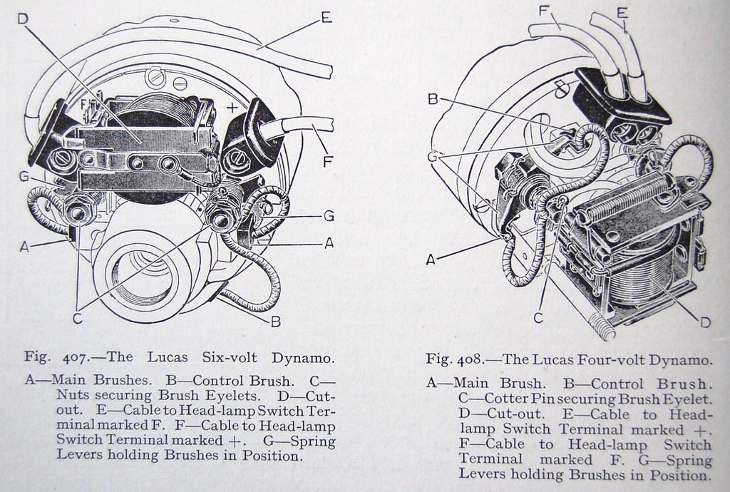 lucas dynamo wiring diagram lucas image wiring diagram lucas dynamo jeff flickr on lucas dynamo wiring diagram