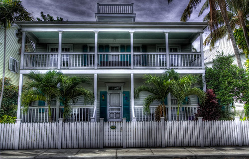 Key West Style House Susan Knodle Flickr