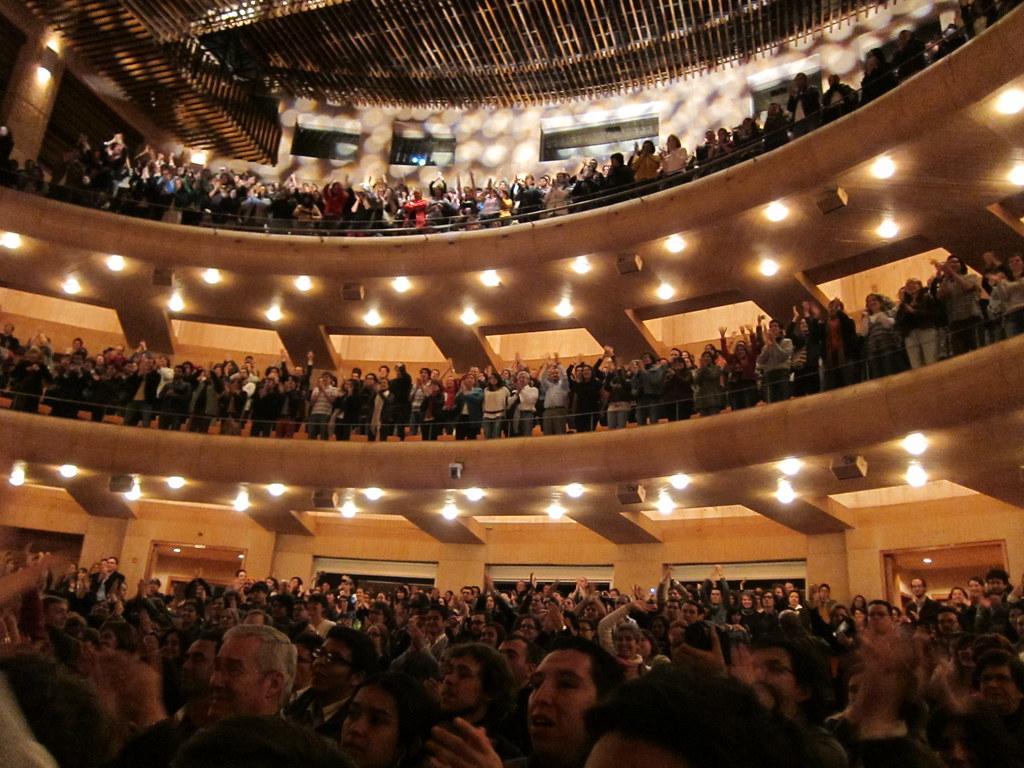 Teatro Mayor de Bogota Teatro Mayor Biblioteca