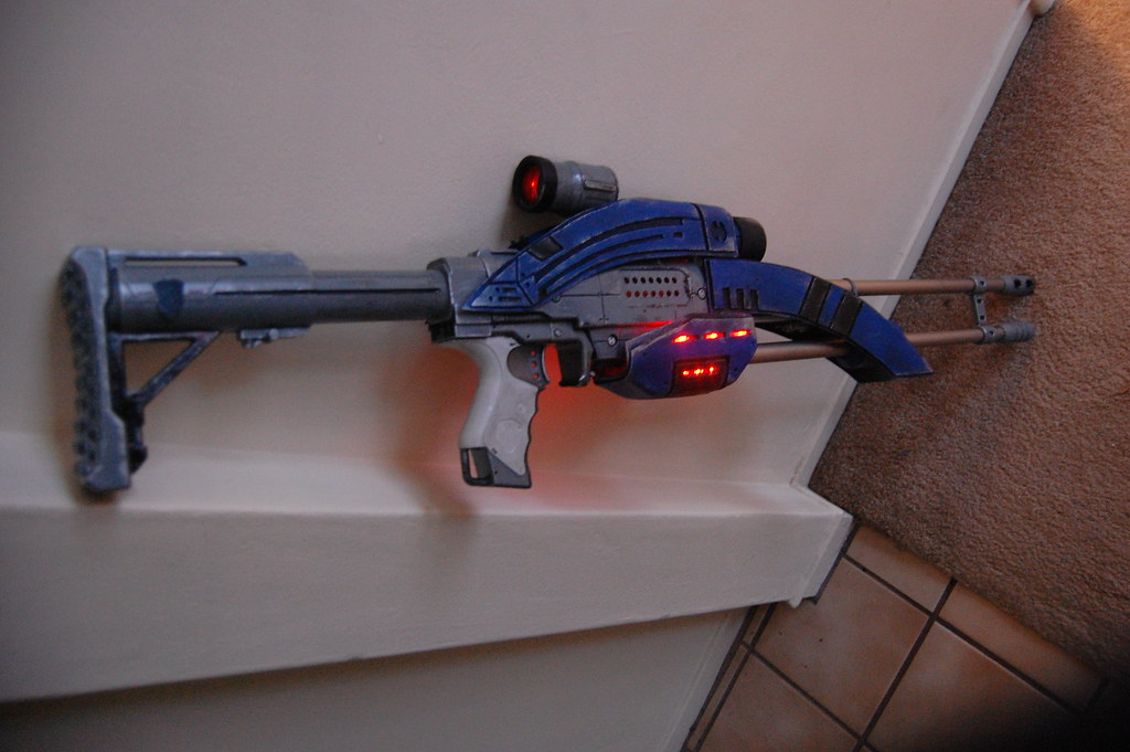 ... Nerf Mantis Sniper Rifle | by ammnra