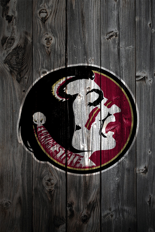 Florida State Seminoles Wood