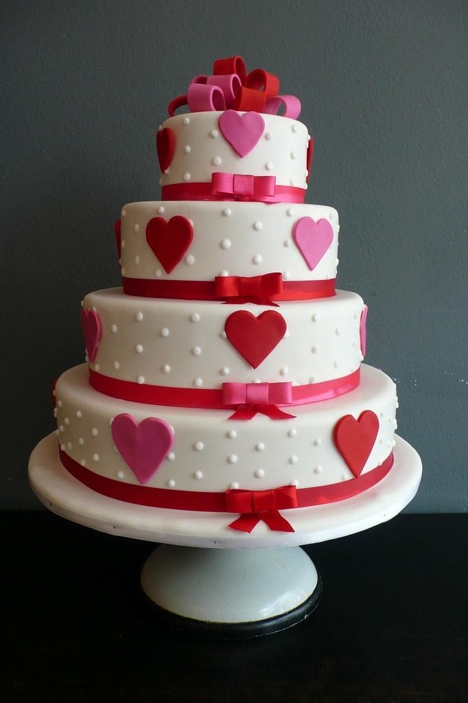 San Valentine Cake