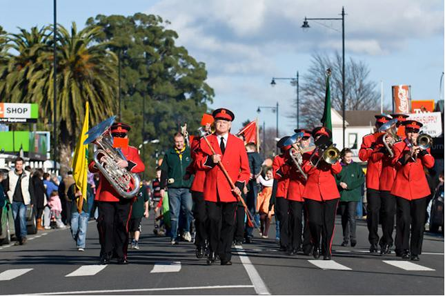 Greytown New Zealand  city photos gallery : Arbor Day Greytown, New Zealand July 3, 2010 | From Amba ...