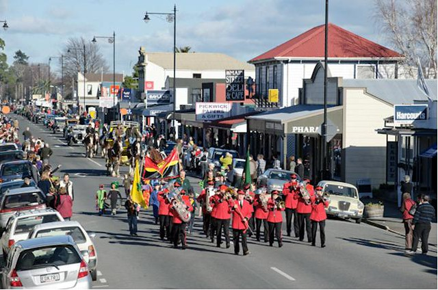 Greytown New Zealand  city pictures gallery : Arbor Day Greytown, New Zealand, July 3, 2010 | Flickr Photo ...