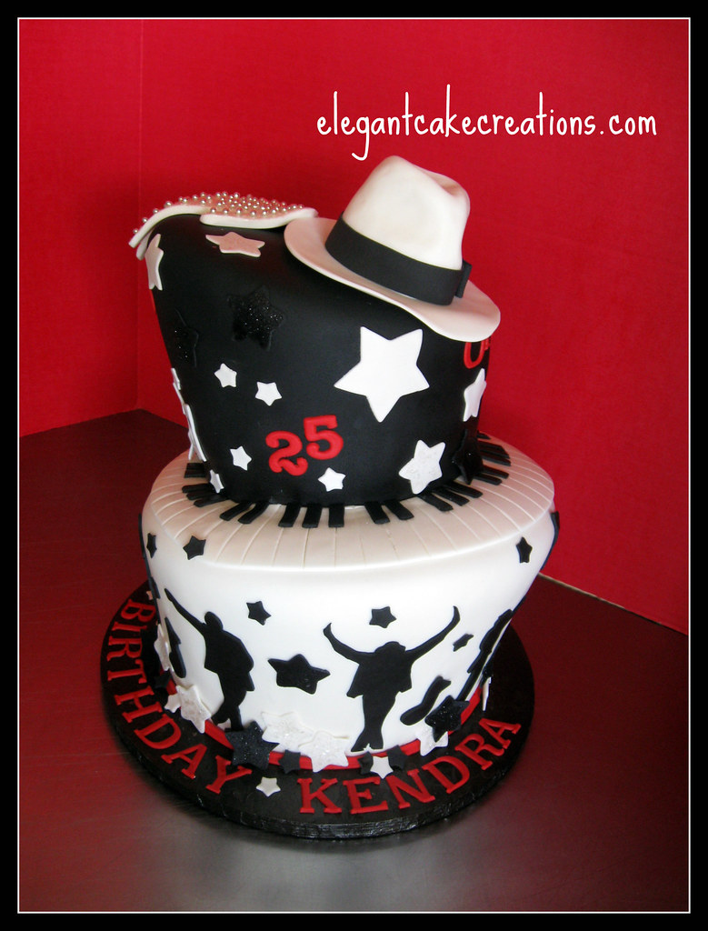 Jackson Birthday Cake