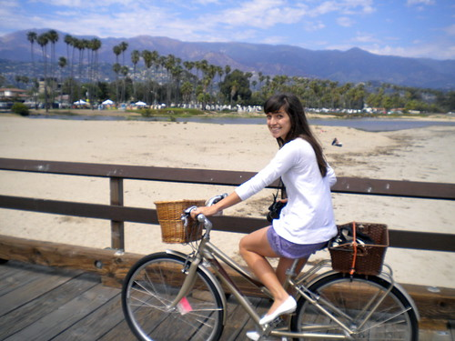 Cycle Chic Sundays Santa Barbara | by Christa . Bike by the Sea
