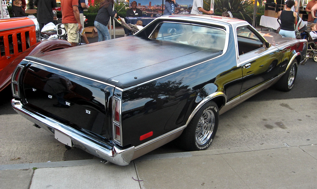 1978 ford ranchero rear 3q by ate up with motor - 1978 Ford Ranchero
