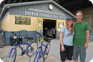 Golden Triangle Bike Rental | by PilotGirl