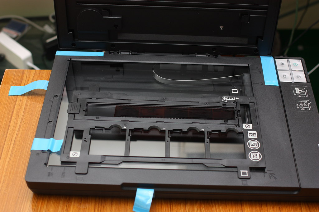 Re: Epson Perfection V300 Photo Scanner