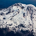 Mount Rainier Aerial View