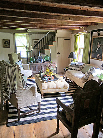 Ny mag photo by wendy goodman annie kelly the cut new - Country homes and interiors pinterest ...