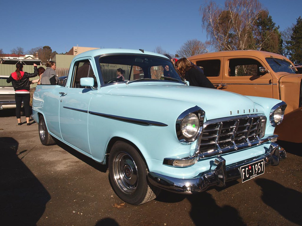 1957 fc holden ute another aussie classic holden the fc