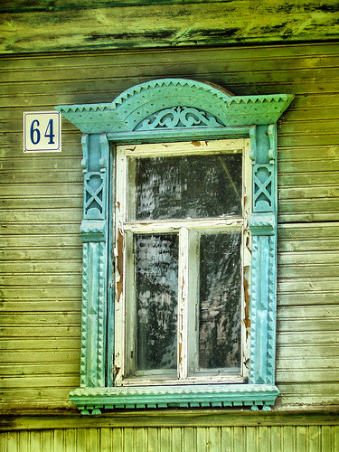 Old window decoration | by Epicantus