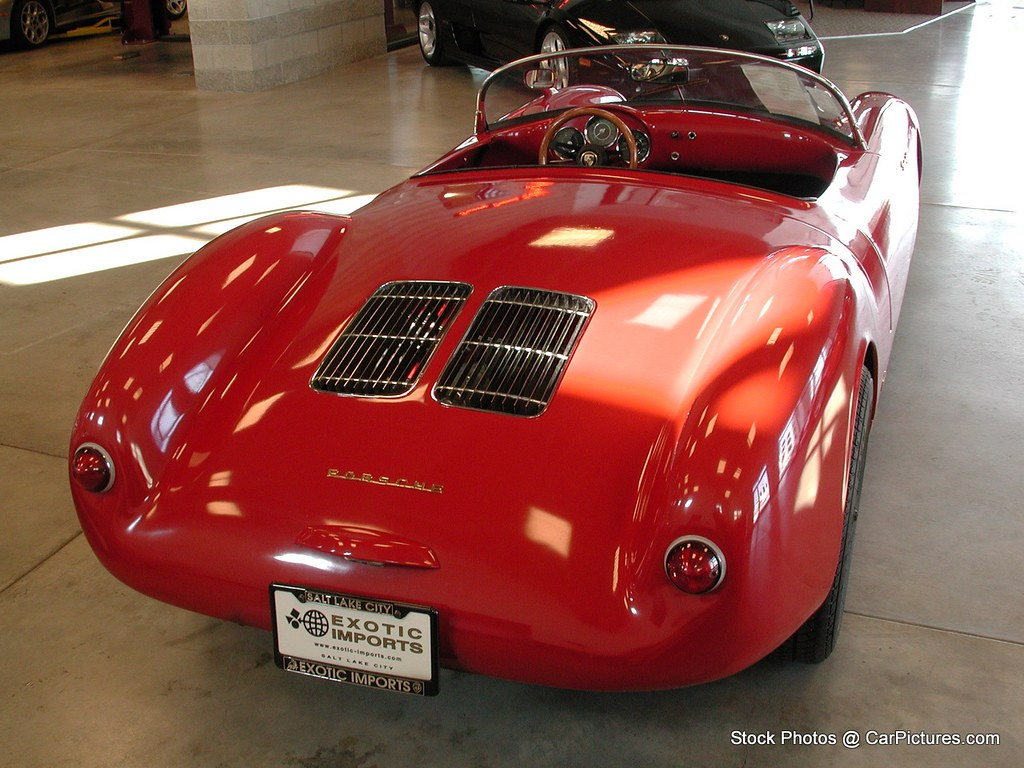 1955 Porsche 550 Spyder Beck Replica See More