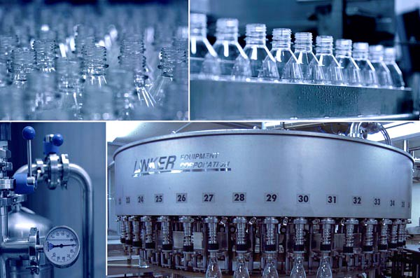 State Of Art Bottled Water Production Technology Flickr