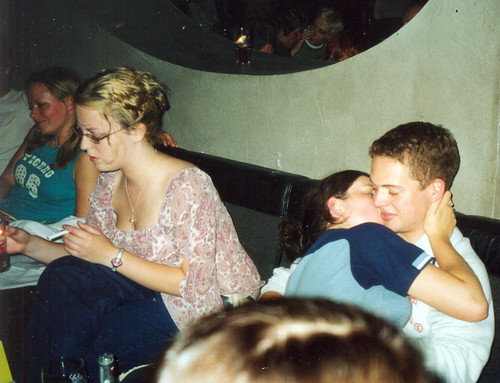 UCD Martial Arts Freshers Party - 4 Dame Lane (October 2002) | by irlLordy