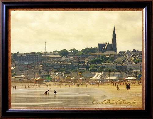 TRAMORE BEACH. WATERFORD, IRELAND. | by Edward Dullard Photography. Kilkenny, Ireland.