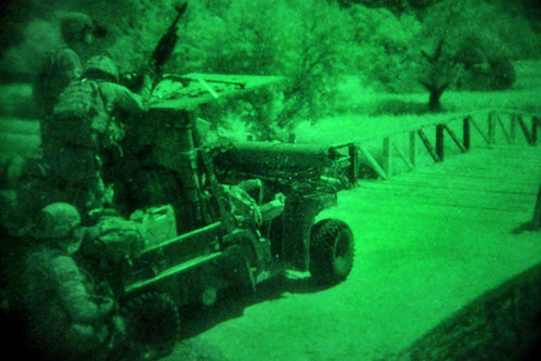 Night assault | by The U.S. Army