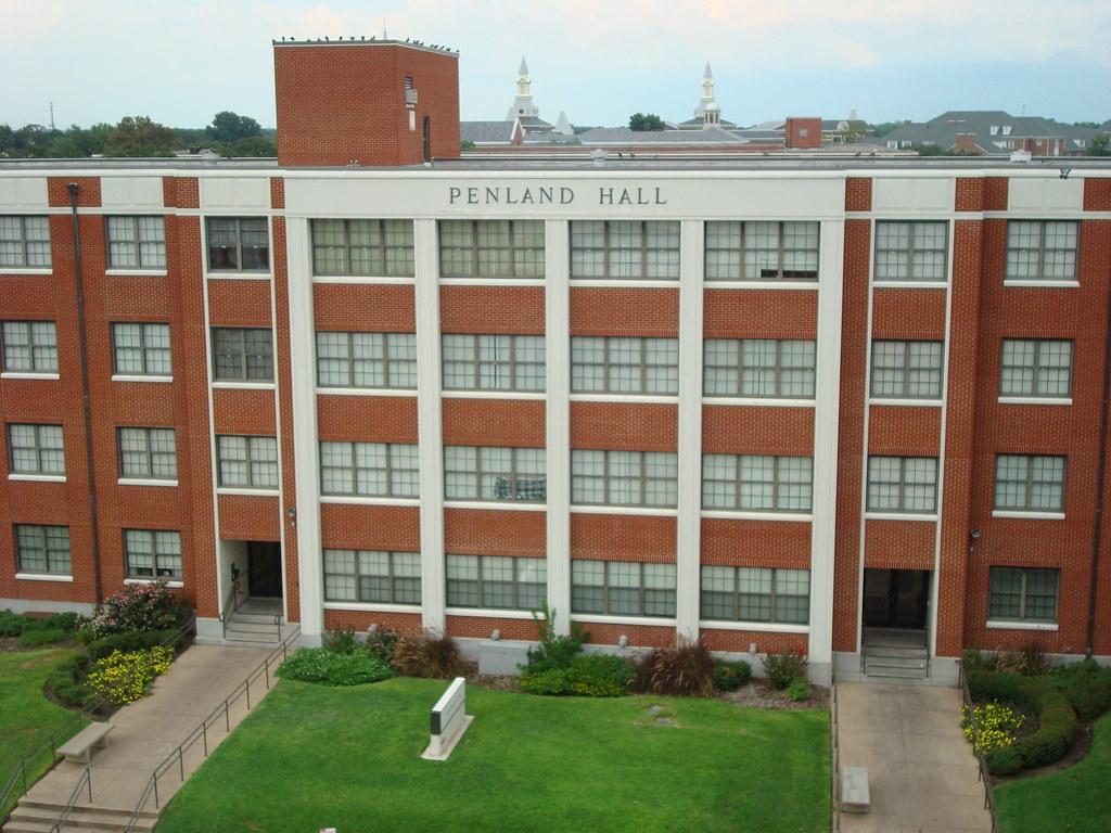 Penland Hall Baylor University Waco Texas Alan Ayers